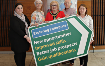 Exploring Enterprise Programme Launched in Causeway Region