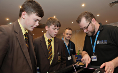 Causeway Business Education Partnership Careers Event