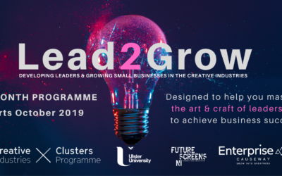 Lead2Grow for Creatives