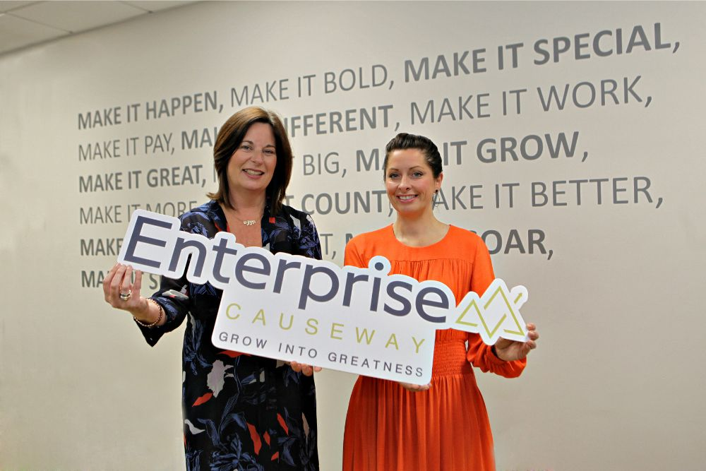 Enterprise Causeway Launches New Business Hub in Coleraine