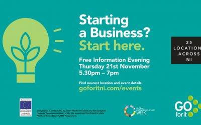Start a Business Information Evening
