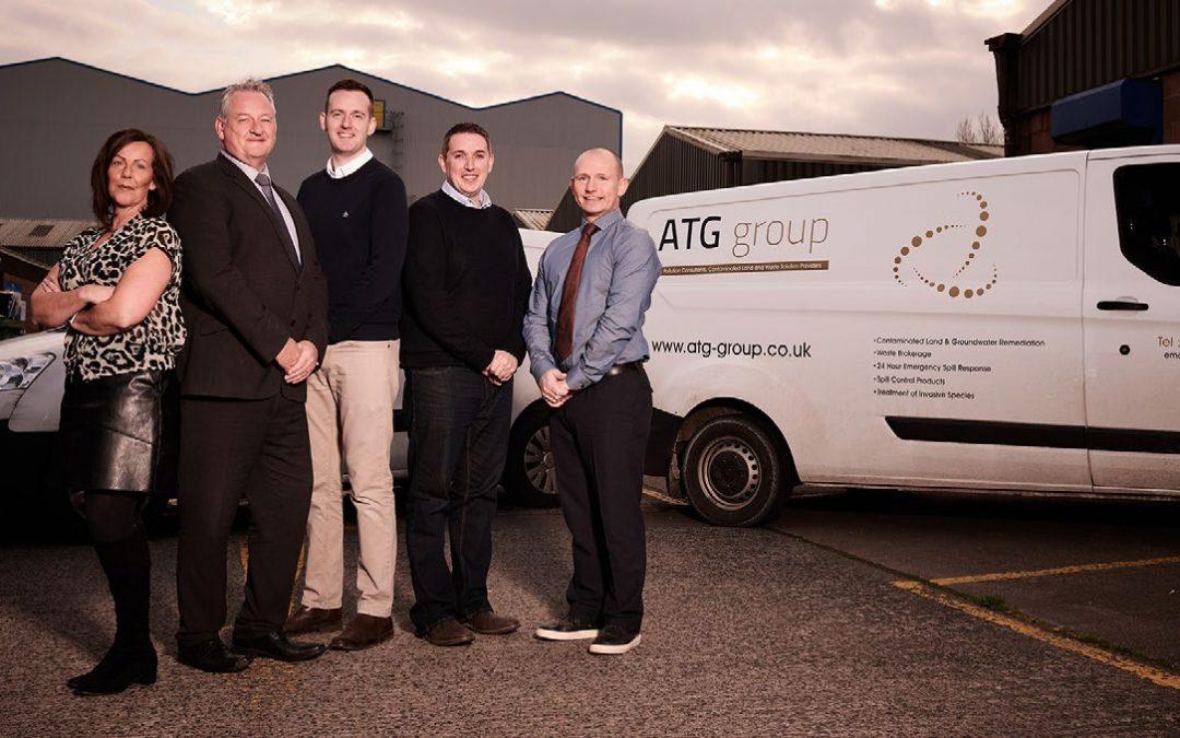 Royal Recognition for ATG